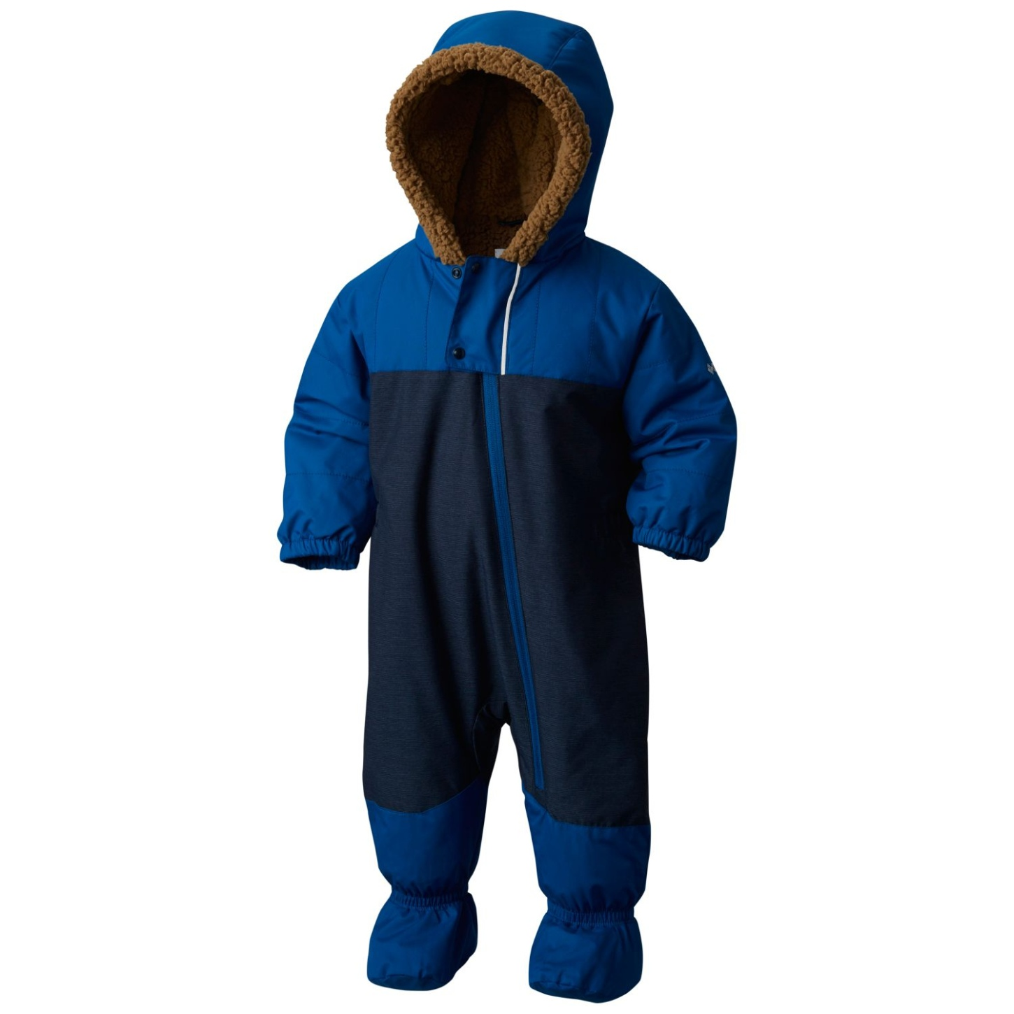 Columbia Boys' Cute Factor Snowsuit Marine Blue-30