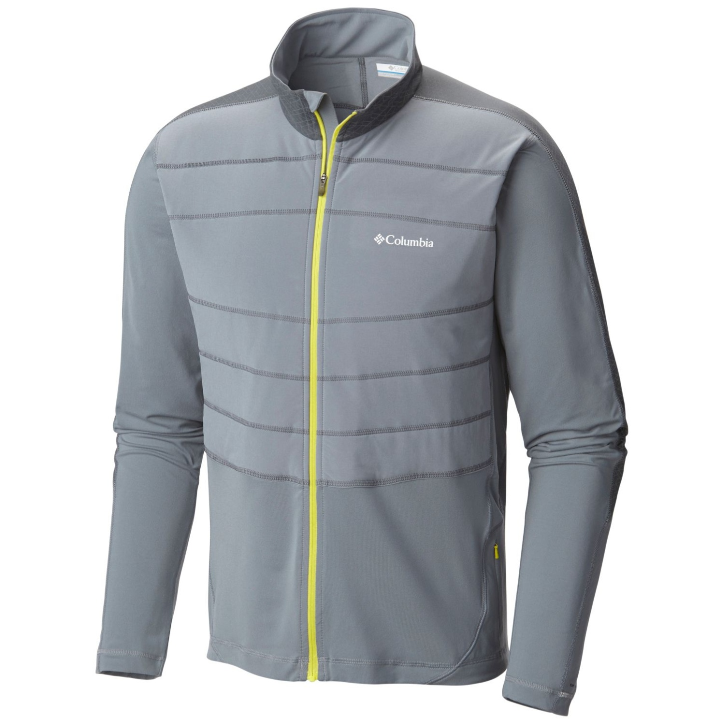 Columbia Men's Trail Flash Hybrid Grey Ash-30