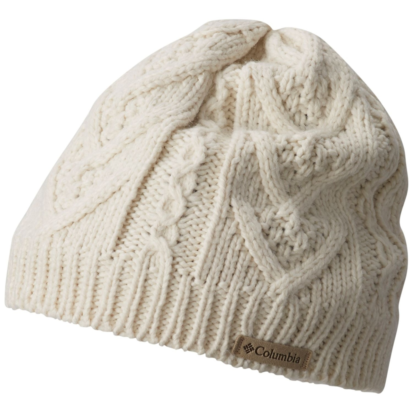 Columbia Parallel Peak II Beanie Chalk-30
