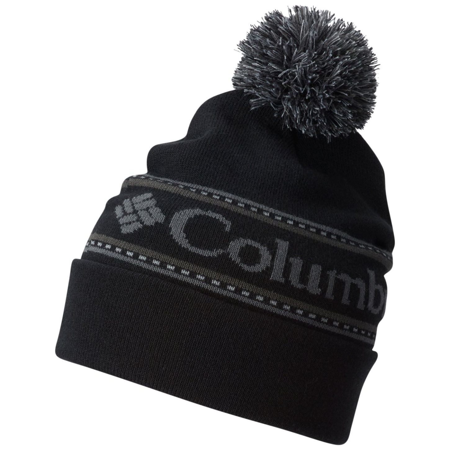 Columbia Women's CSC Logo Beanie Black-30