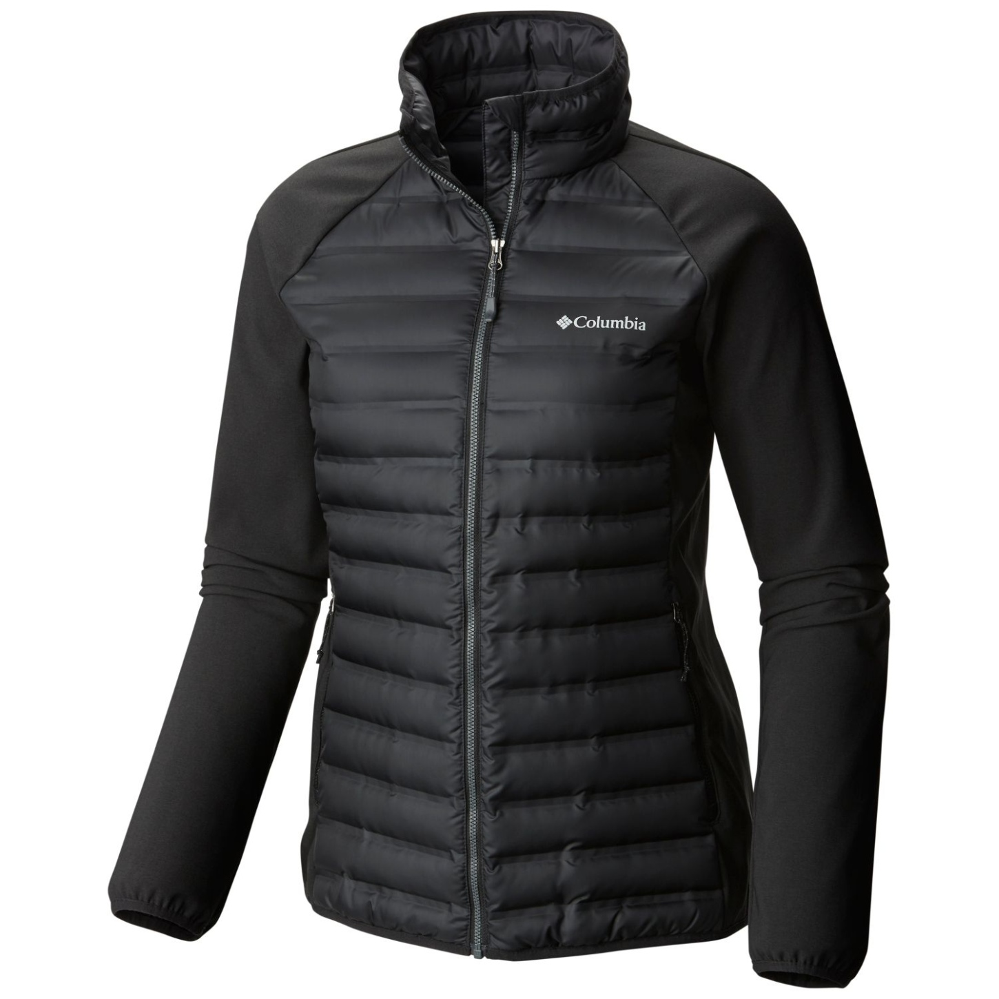 Columbia Flash Forward Hybrid-Jacke für Damen Black-30