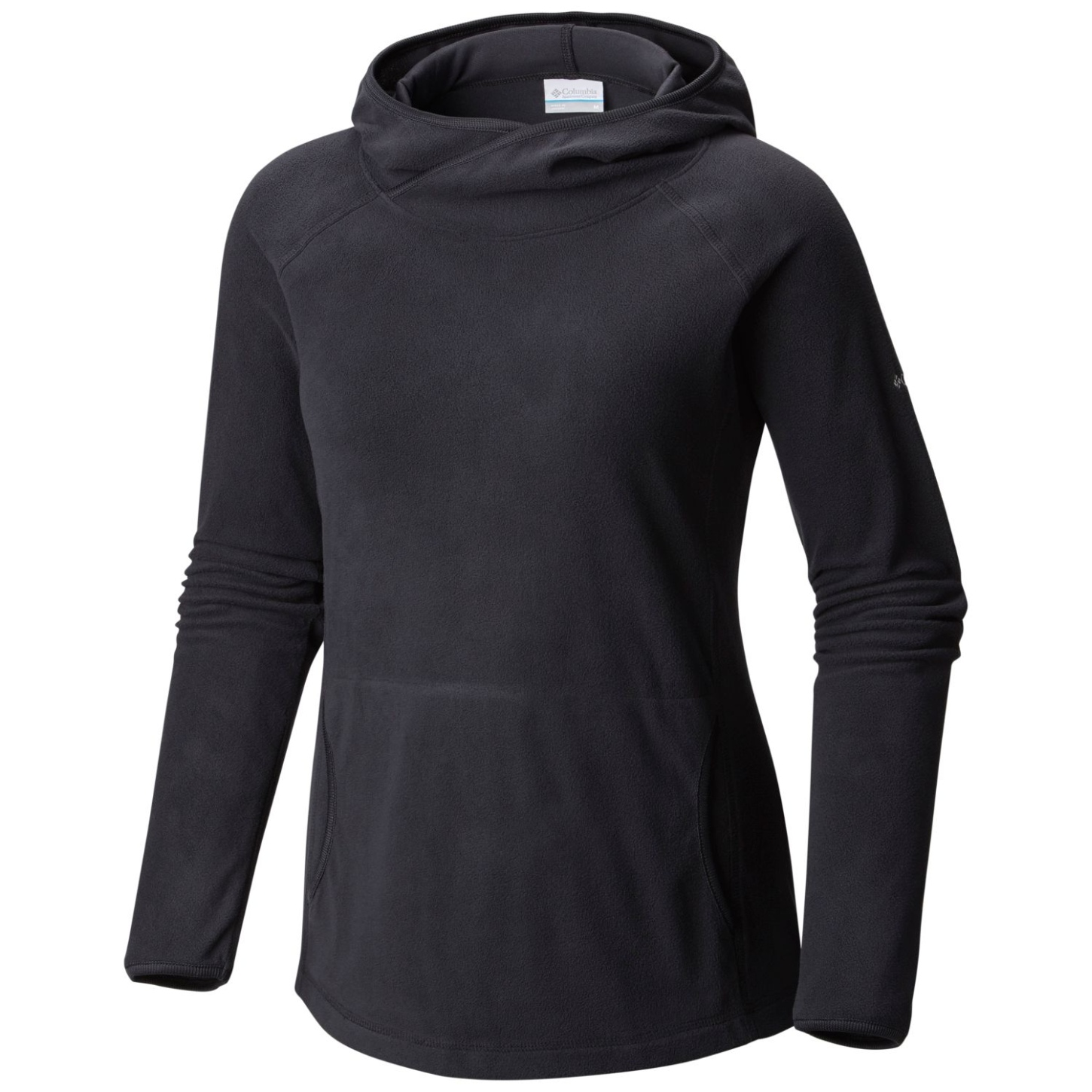 Columbia Glacial Fleece IV Kapuzenpulli für Damen Black-30