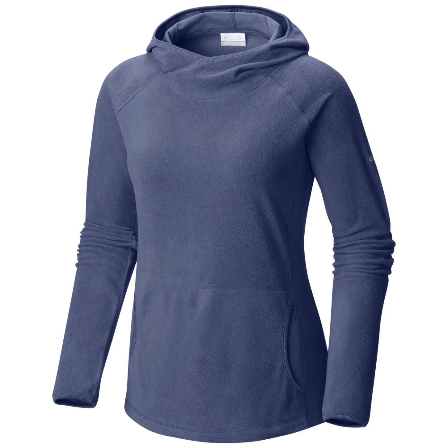 Columbia Women's Glacial Fleece IV Hoodie Bluebell-30