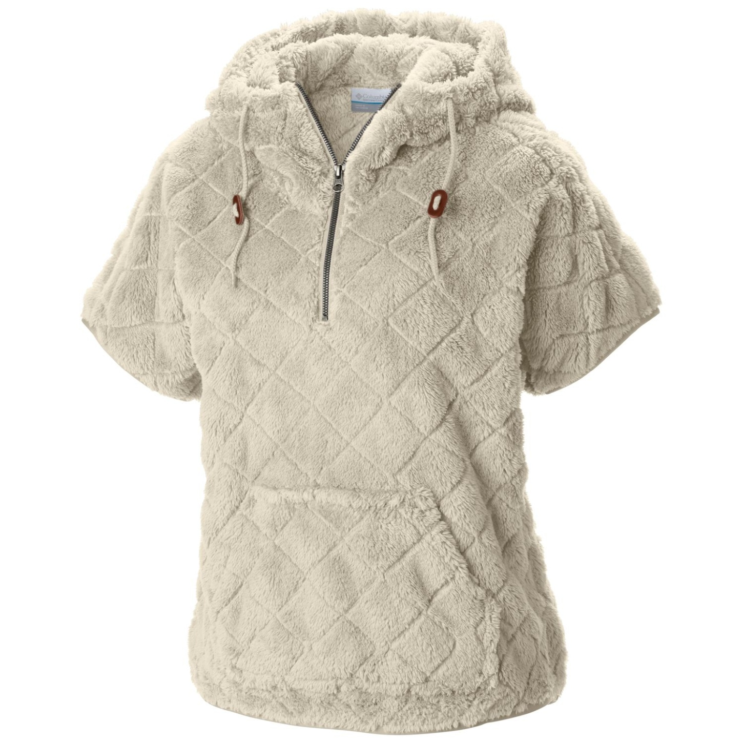 Columbia Women's Fire Side Sherpa Shrug Chalk-30