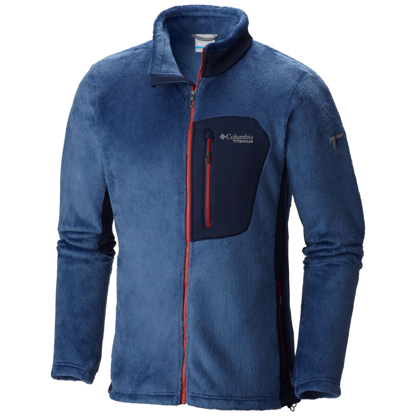 Columbia Men's Grizzly Pass Jacket Night Tide-30