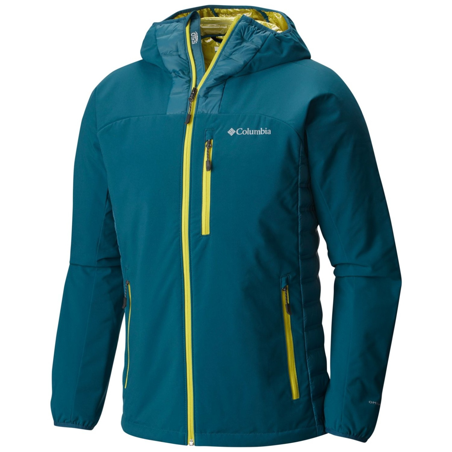 Columbia Hybrid-Jacke Dutch Hollow für Männer Deep Water-30