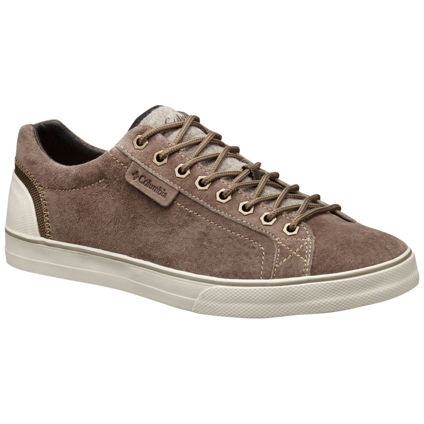 Columbia Vulc Camp 4 Winter Sneakers für Herren Mud, Bright Copper-30
