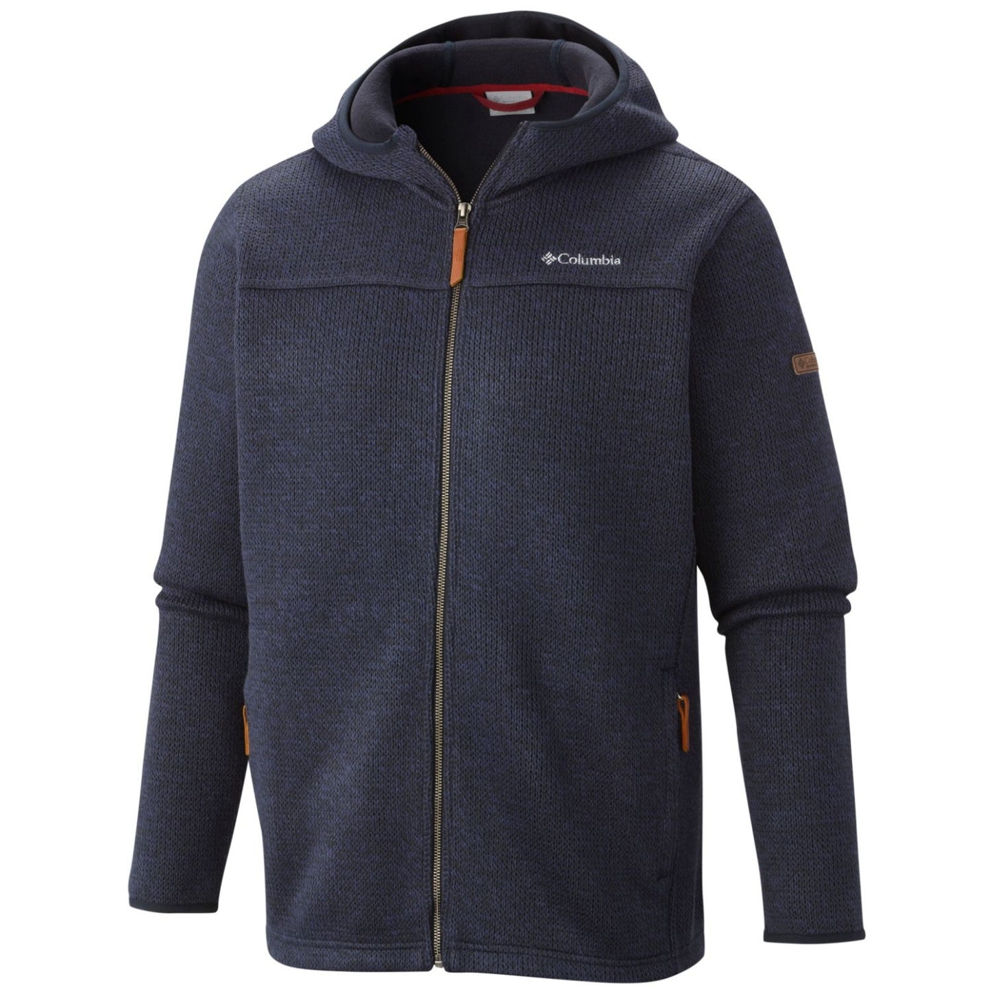 Columbia Men's Canyons Bend Full Zip Fleece Nocturnal-30