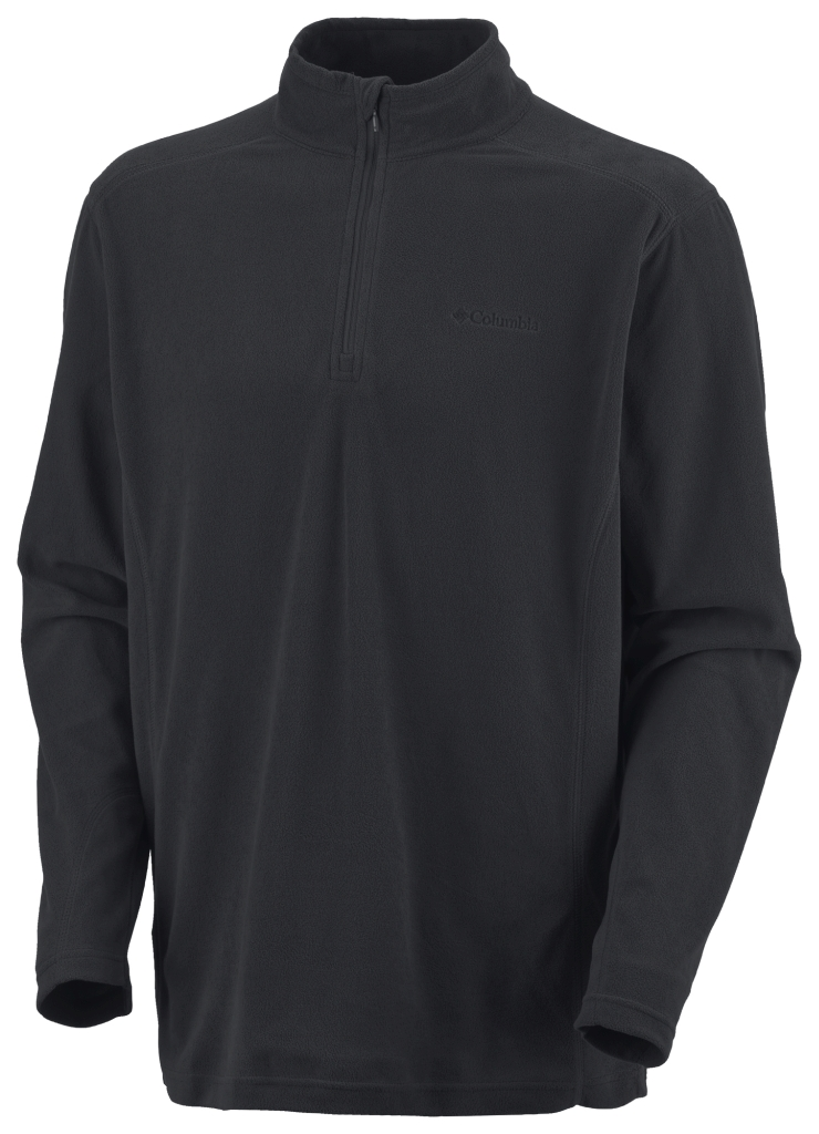 Columbia Men's Klamath Range II ½ Zip Black-30