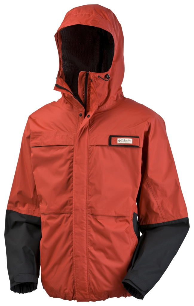 Columbia American Angler Jacket Sail Red-30