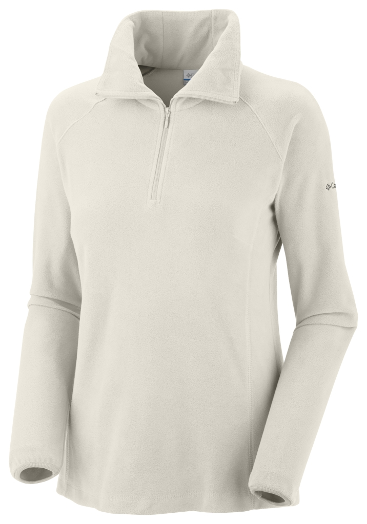 Columbia Women's Glacial Fleece III 1/2 Zip Sea Salt-30