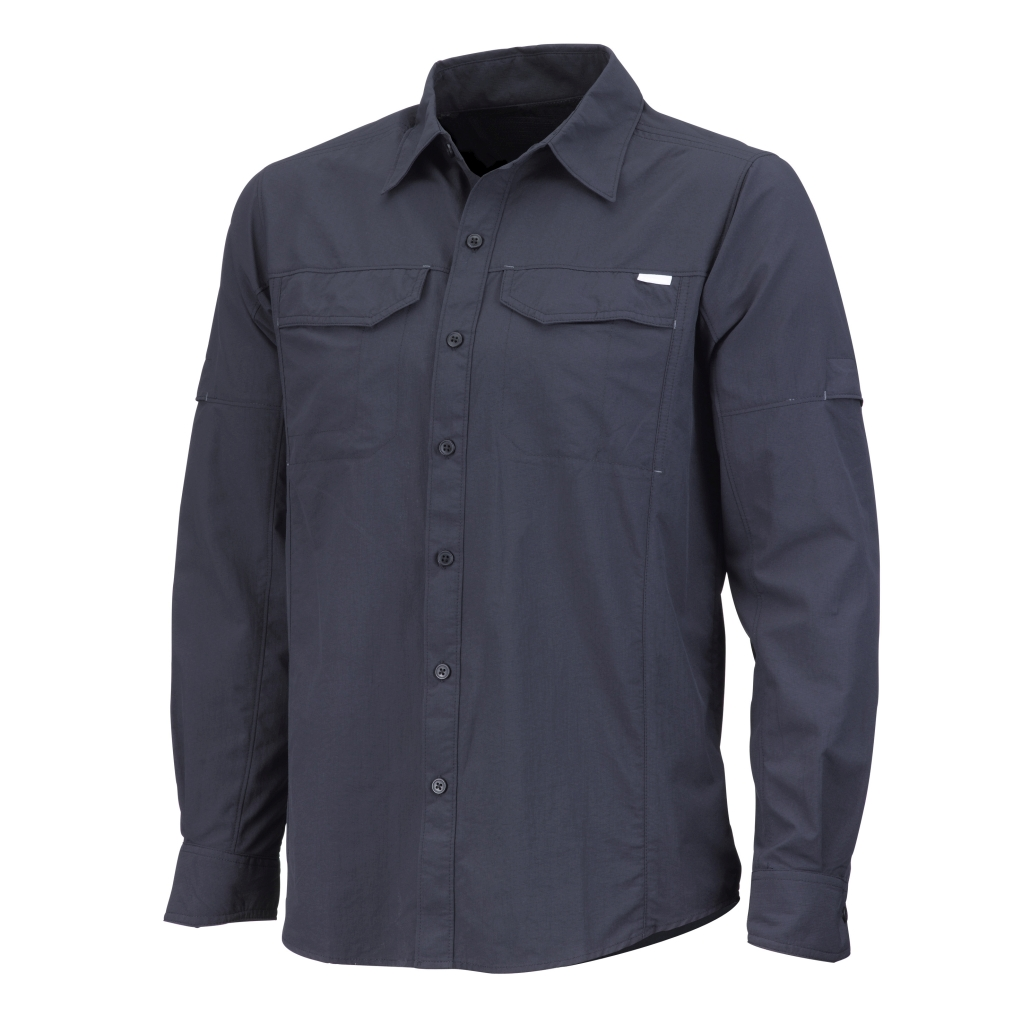 Columbia Men´s Silver Ridge Long Sleeve Shirt Black-30