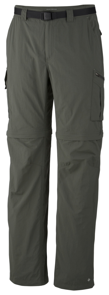 Columbia Men'S Silver Ridge Convertible Pant Gravel-30