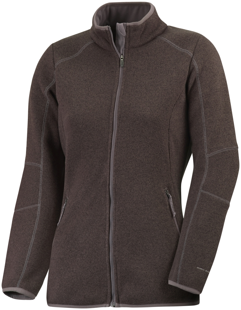 Columbia Women's Altitude Aspect Full Zip Mineshaft-30