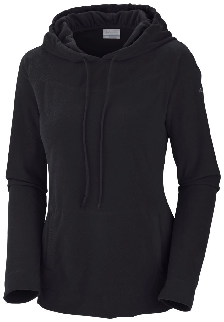 Columbia Women's Glacial Fleece III Hoodie Black-30