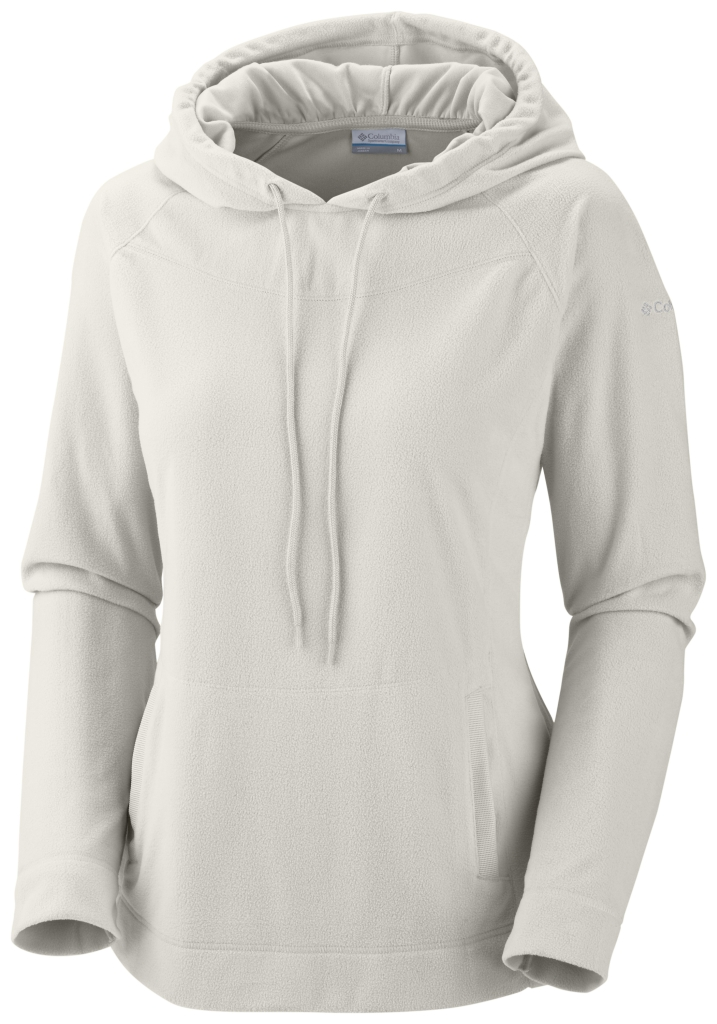Columbia Women's Glacial Fleece III Hoodie Sea Salt-30