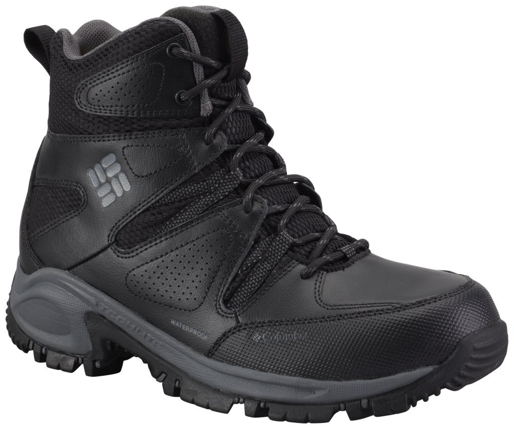 Columbia Men´s Liftop II Black Charcoal-30