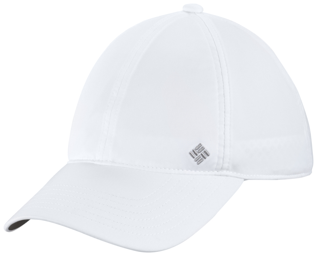 Columbia M Coolhead Ballcap White-30