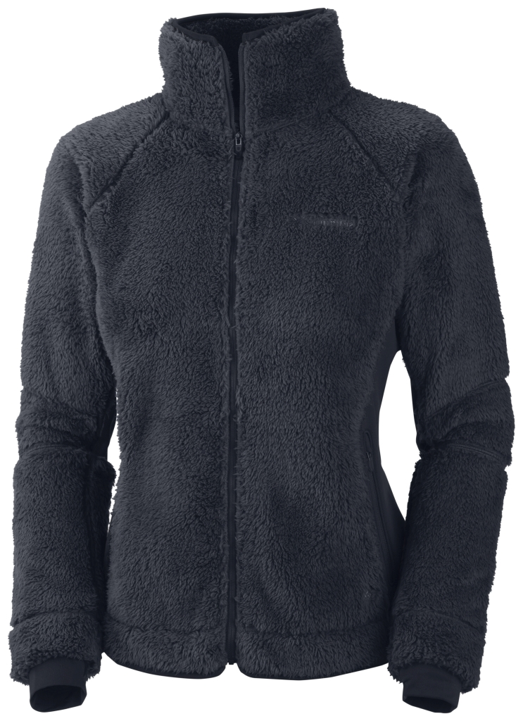 Columbia Women's Pearl Plush II Fleece Abyss-30