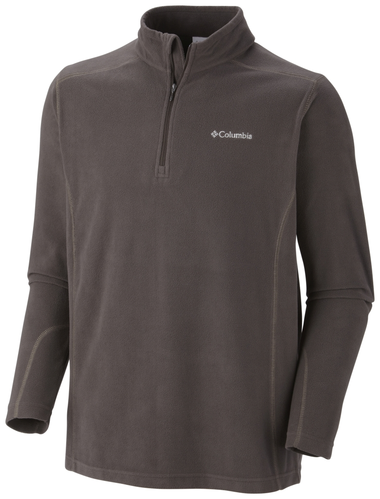 Columbia Men's Klamath Range II ½ Zip Buffalo-30