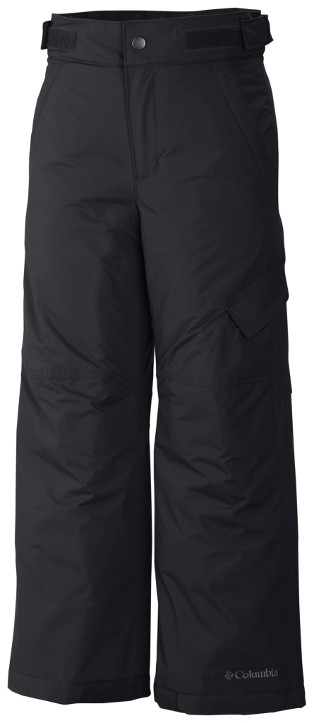 Columbia Boys' Ice Slope II Pant Black-30