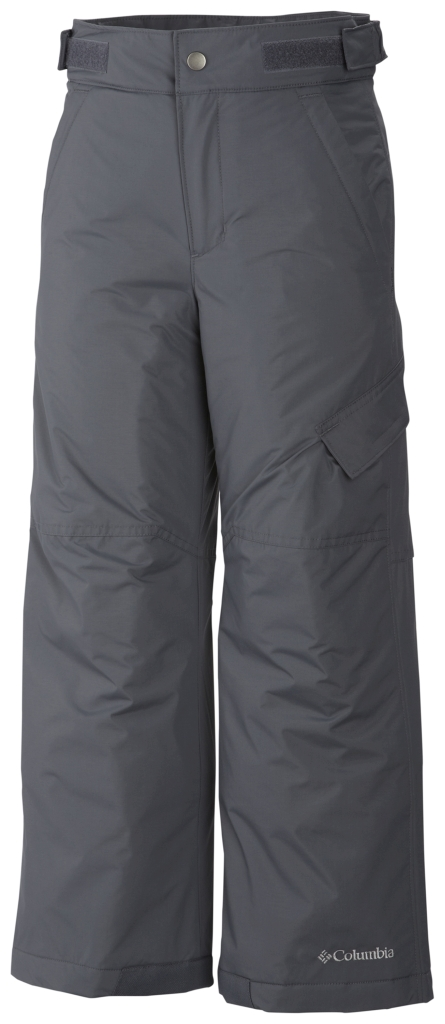 Columbia Boys' Ice Slope II Pant Graphite-30