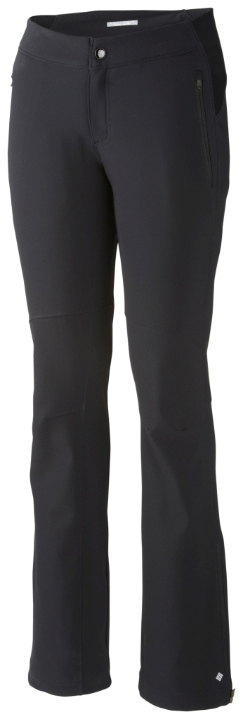 Columbia Women's Back Beauty Heat Straight Leg Pant Black-30