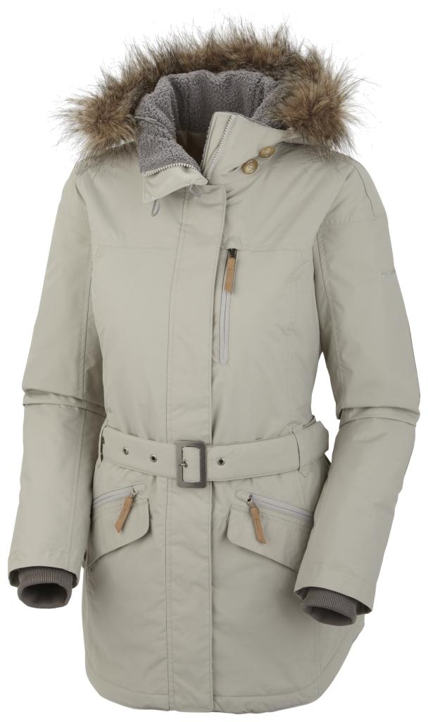 Columbia Women'S Carson Pass II Jacket Flint Grey-30
