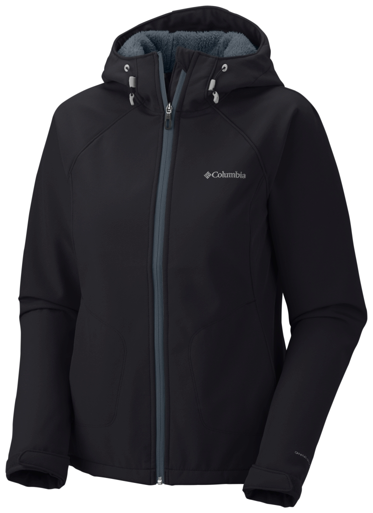 Columbia Women´s Phurtec II Softshell Black-30