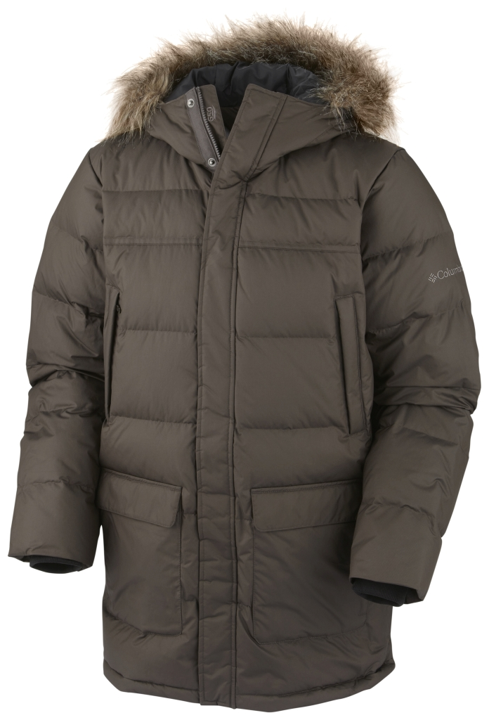 Columbia Men´s Portage Glacier III Down Long Jacket Buffalo-30