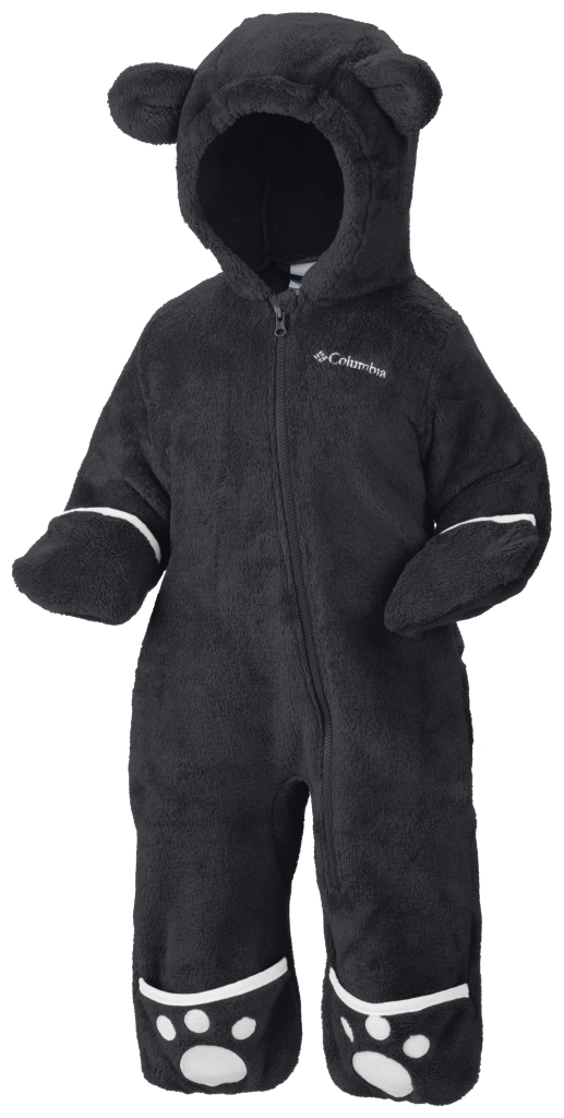 Columbia Foxy Baby II Bunting Infant Black-30