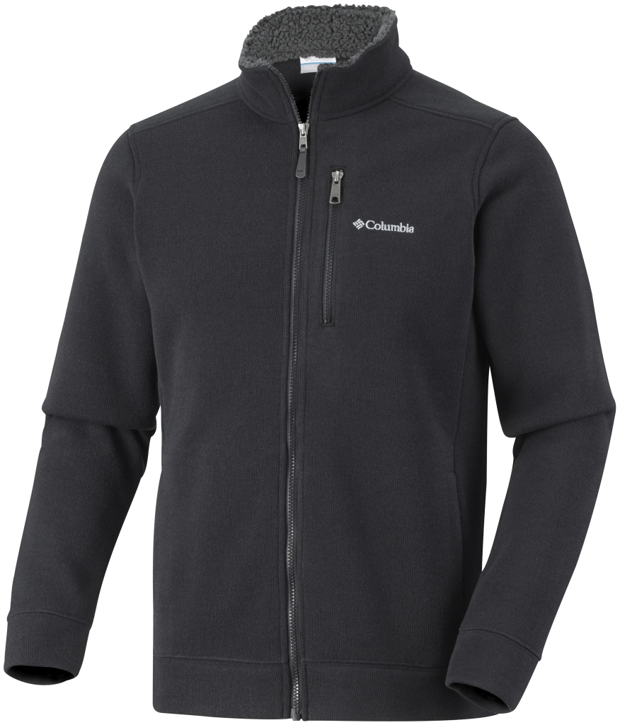Columbia Men's Terpin Point II Full Zip Black-30