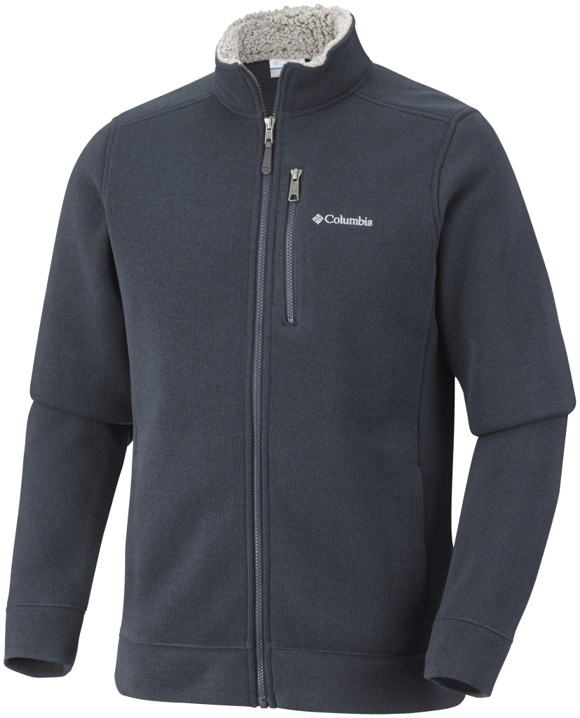 Columbia Men's Terpin Point II Full Zip Abyss-30