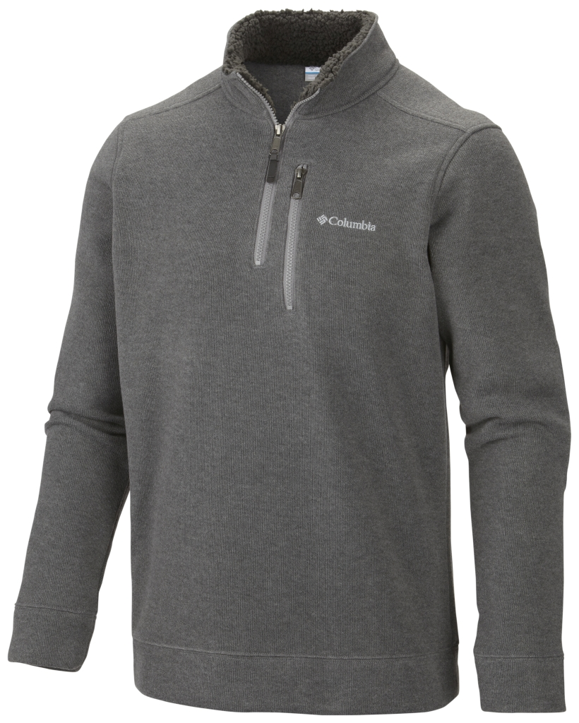 Columbia Men's Terpin Point II Half Zip Boulder-30