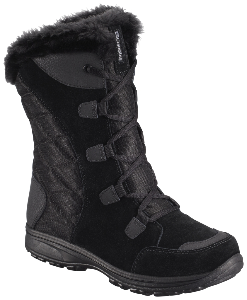 Columbia Women´s Ice Maiden II Black Columbia Grey-30