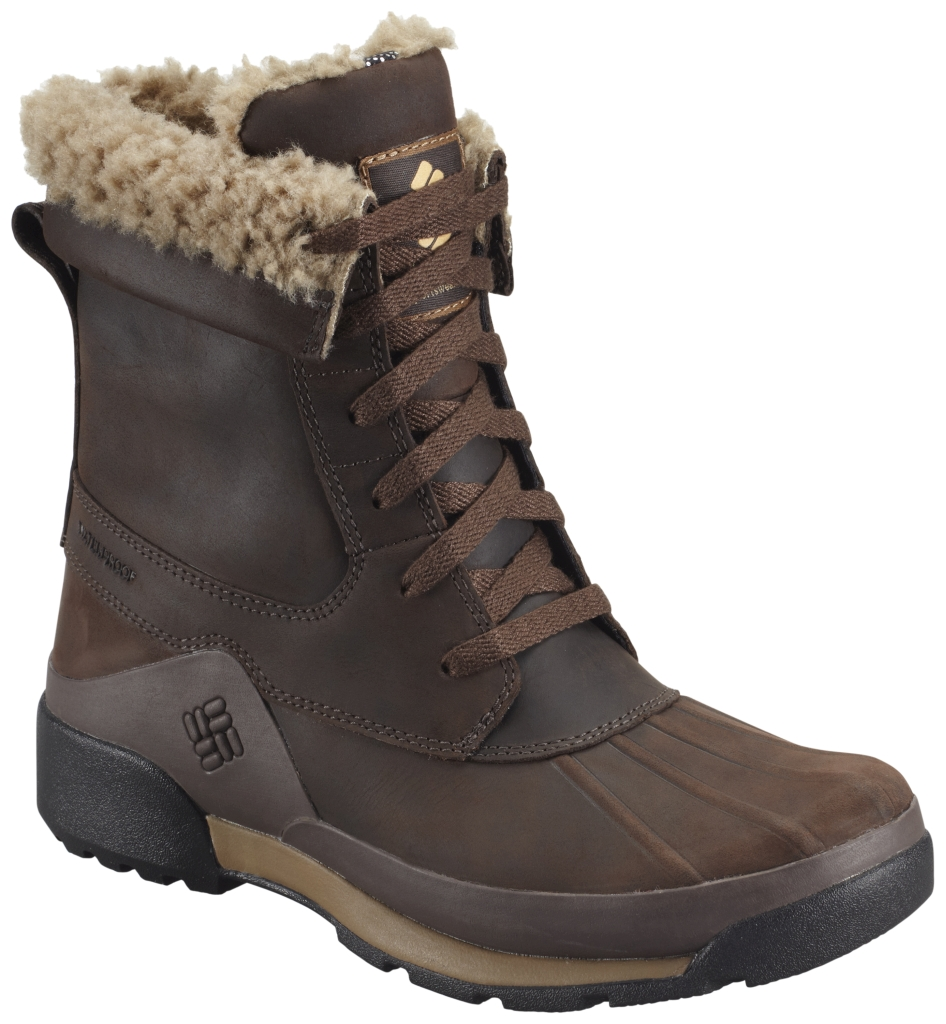 Columbia Women's Bugaboot Original Tall Omni-Heat® Cordodovan Cafe-30