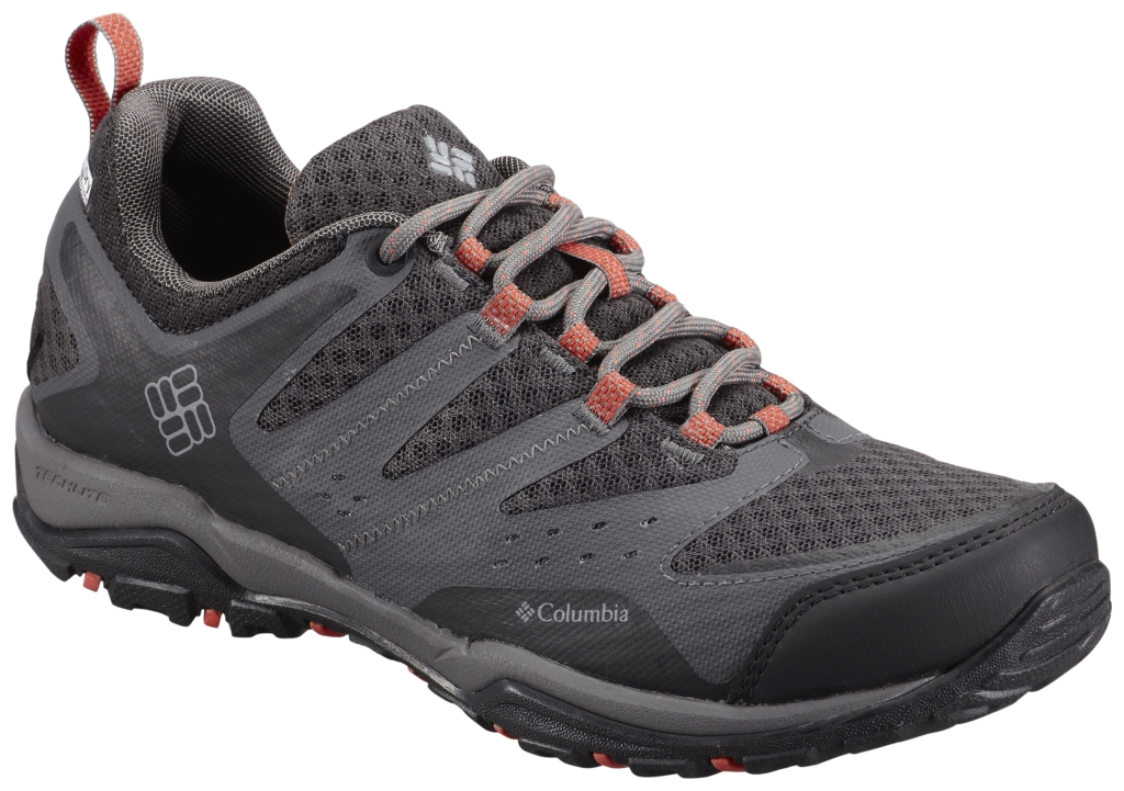 Columbia Women's Peakfreak Xcrsn Xcel Outdry Grill Light Grey-30
