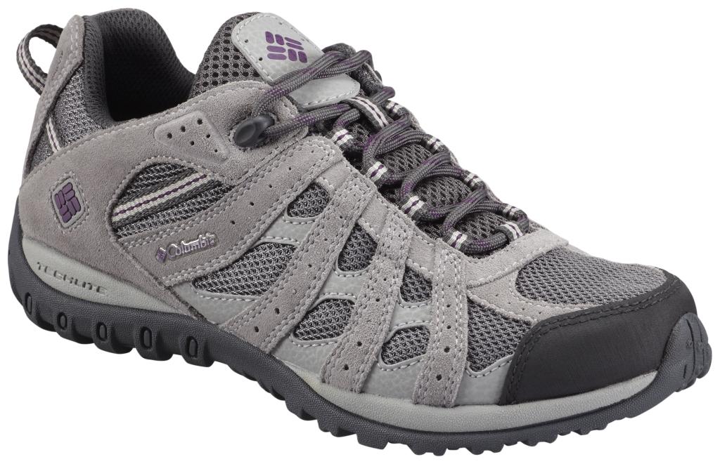 Columbia Women's Redmond Waterproof Low Hiking Shoe Charcoal Glory-30