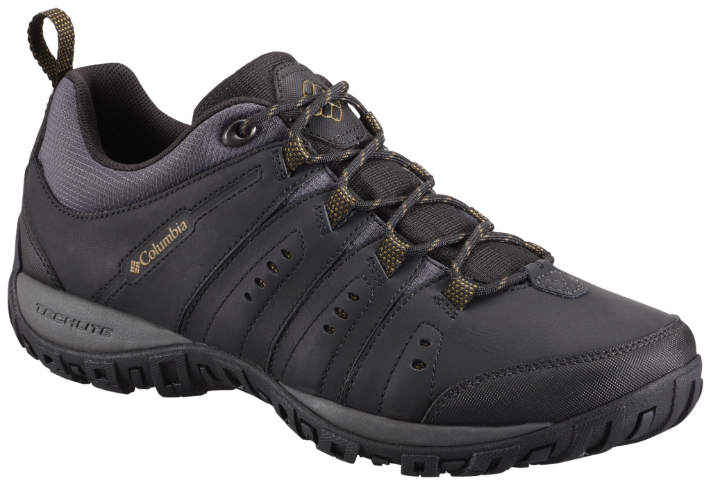 Columbia Men's Peakfreak Nomad Black Goldenrod-30