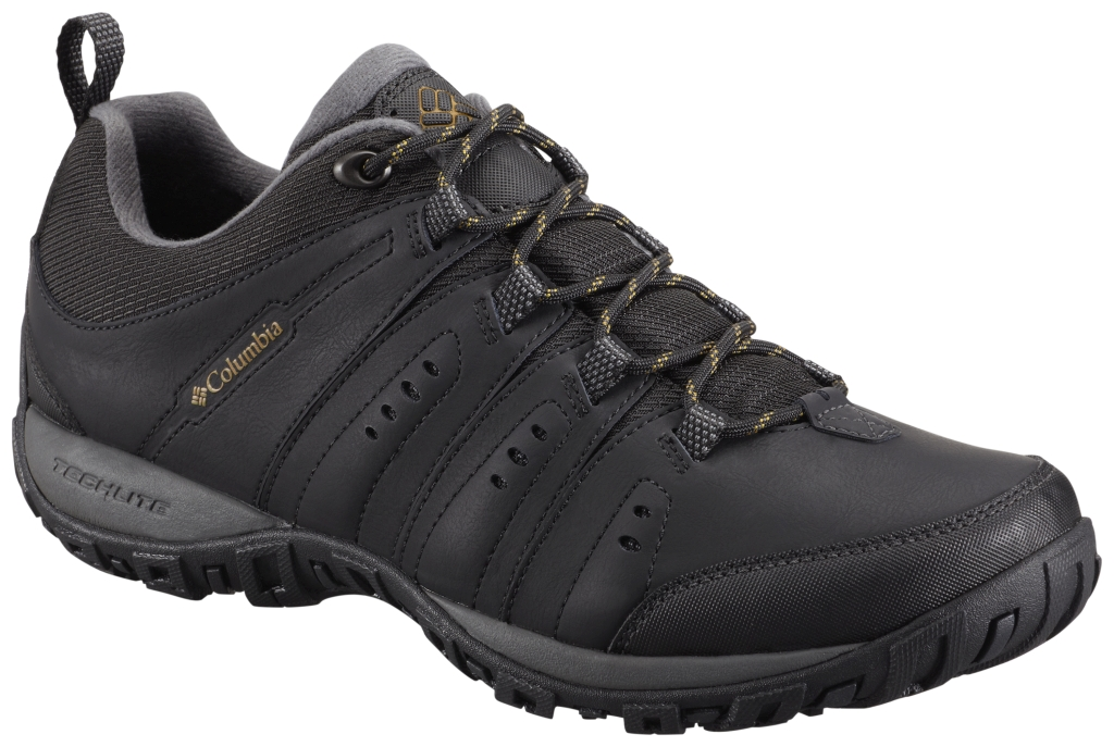 Columbia Men's Peakfreak Nomad Waterproof Black Caramel-30