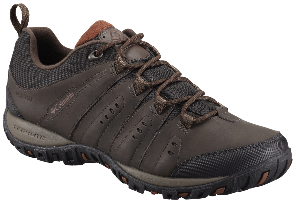 Columbia Men's Peakfreak Nomad Waterproof Cordovan Cinnamon-30