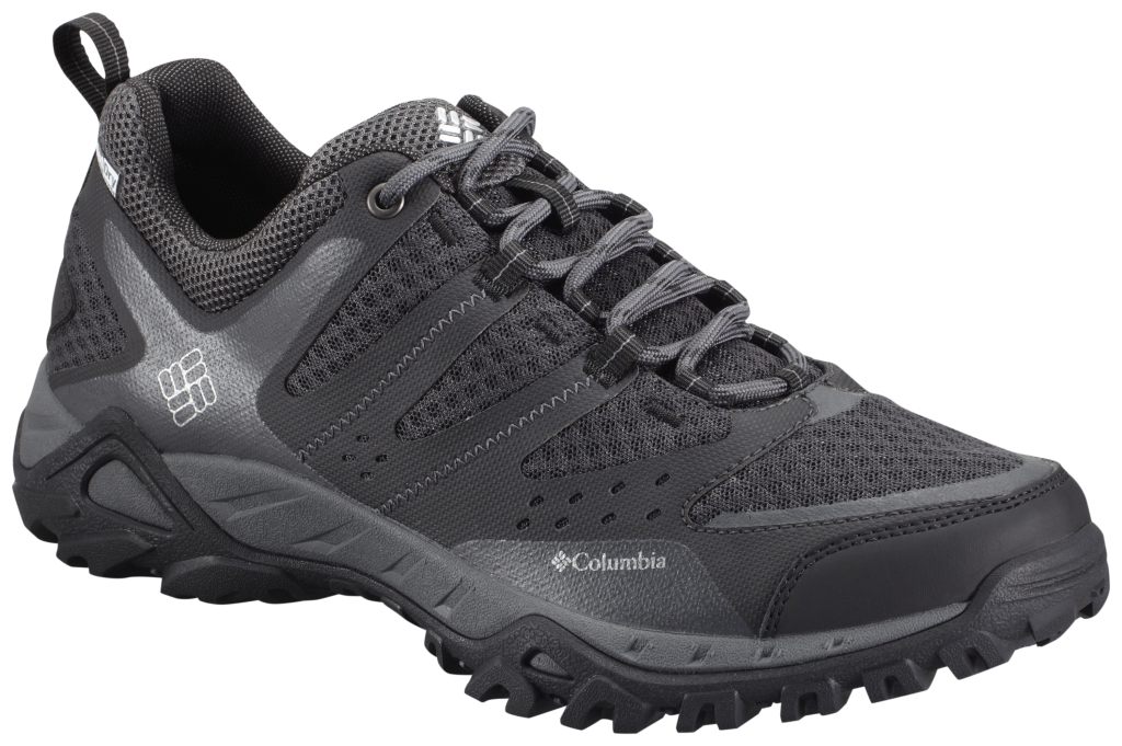 Columbia Men's Peakfreak Xcrsn Xcel Outdry Black Lux-30
