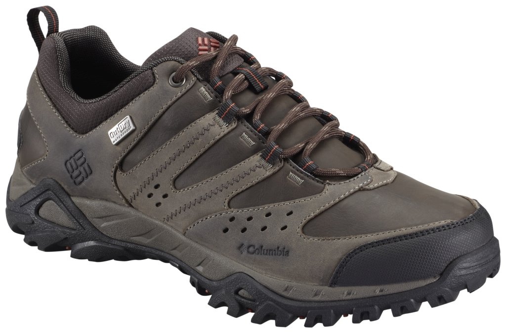 Columbia Men's Peakfreak Xcrsn Leather Outdry Mud Cedar-30