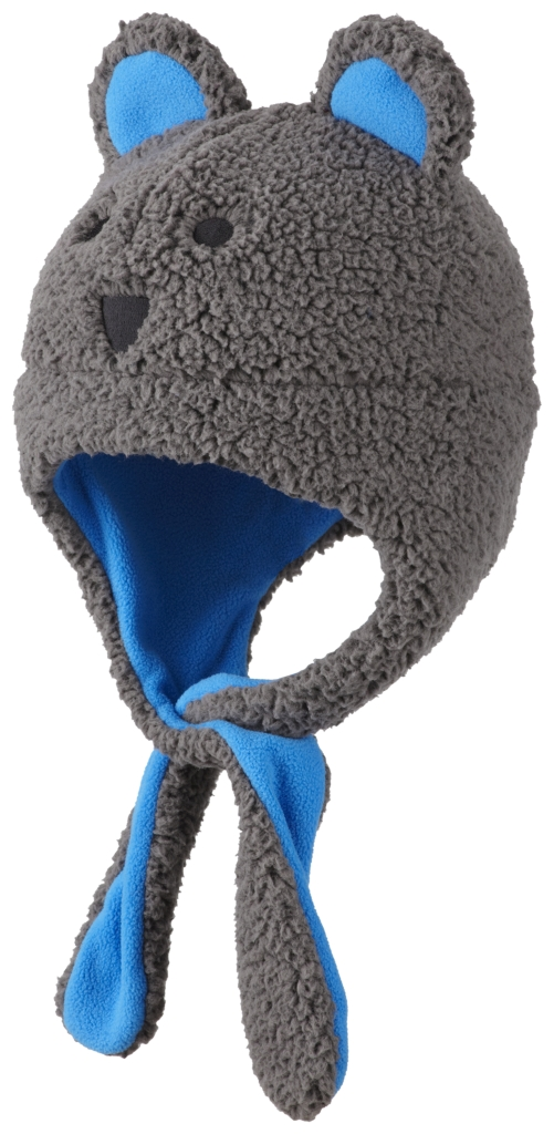 Columbia Toddler Tiny Bear Hat Boulder Hyper Blue-30