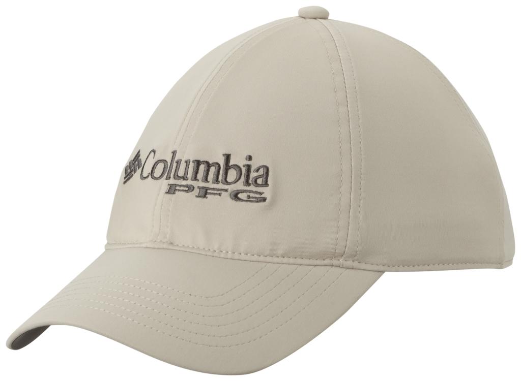 Columbia M Coolhead Ballcap Fossil PFG-30