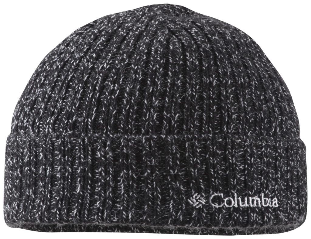 Columbia Columbia Watch Cap Ii Black White Marled-30