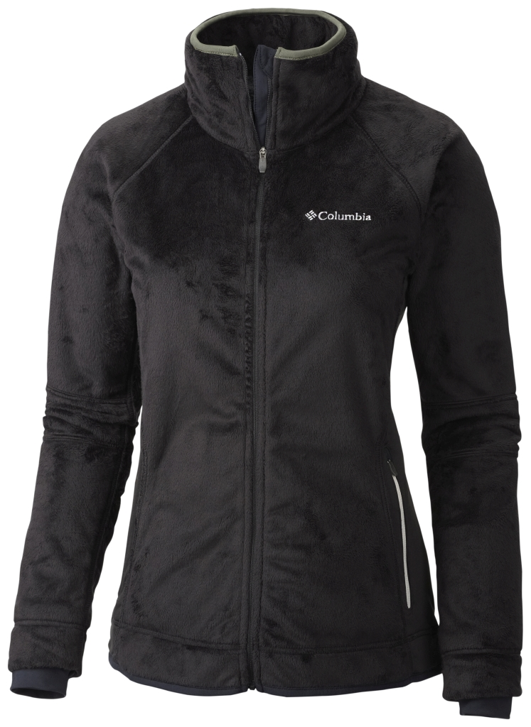 Columbia Women's Pearl Plush II Fleece Black-30