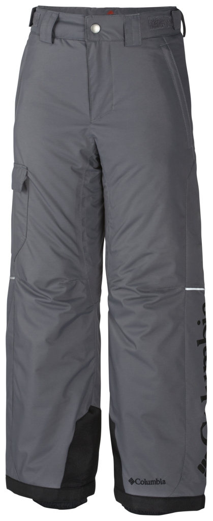 Columbia Boys' Bugaboo Pant Graphite Black-30