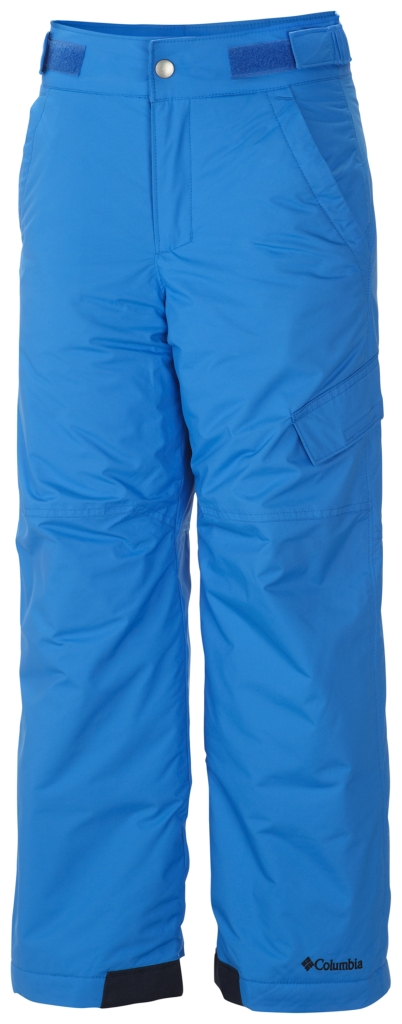 Columbia Boys' Ice Slope II Pant Hyper Blue-30