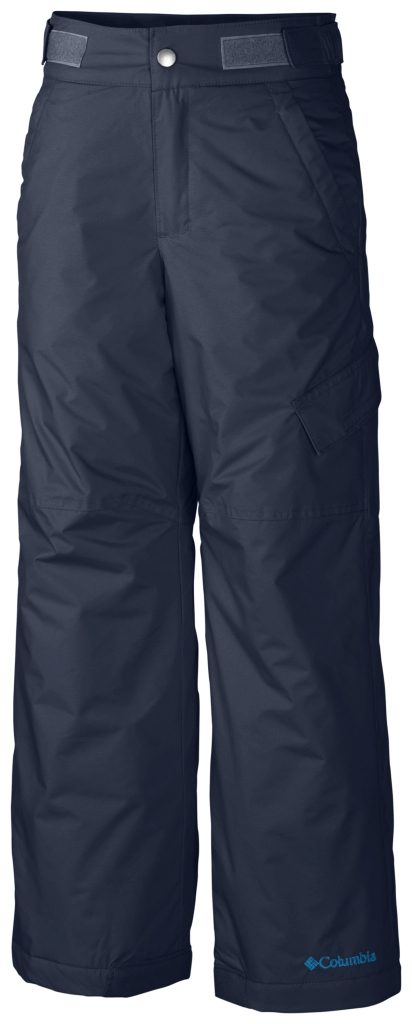 Columbia Boys' Ice Slope II Pant Collegiate Navy-30